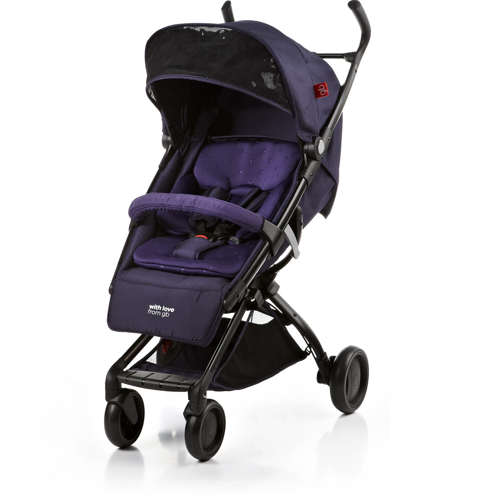 Коляска GB Q*Fold B008 purple<br>