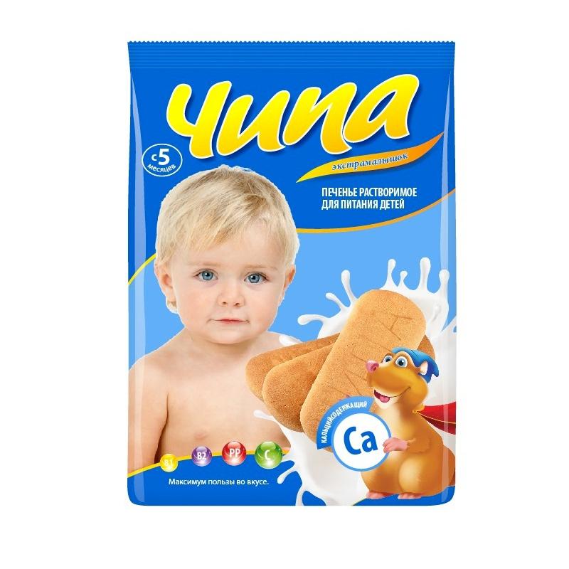 Печенье Экстра Малышок с 5 мес 180 гр С кальцием