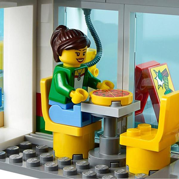 ����������� LEGO City 60132 ������� ������������ ������������