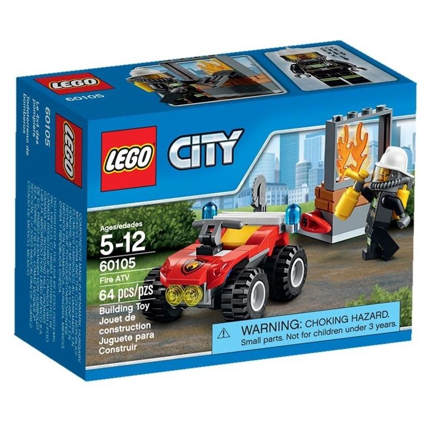 ����������� LEGO City 60105 �������� ����������