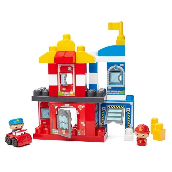 Игровой набор Mega Bloks Команда спасателей<br>