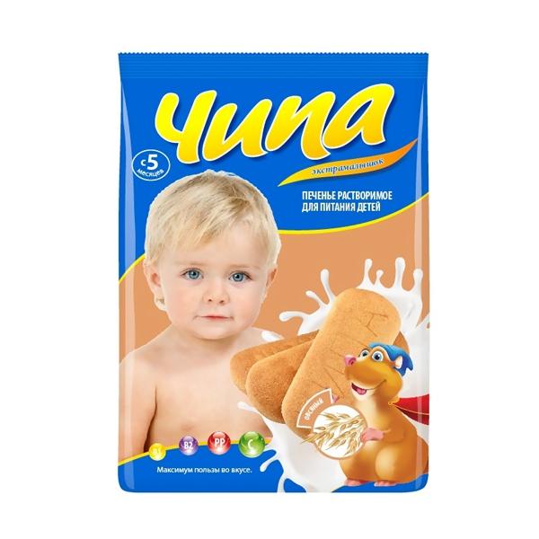 Печенье Экстра Малышок с 5 мес 180 гр Овсяное