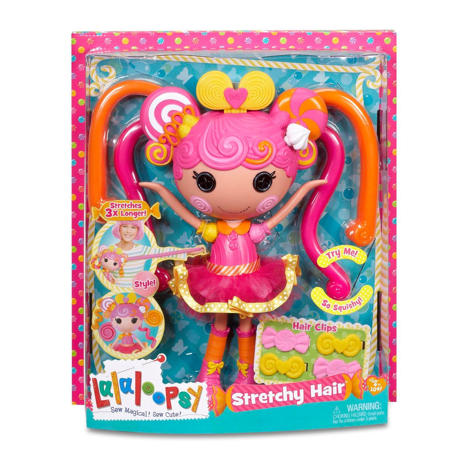 Кукла Lalaloopsy С волосами-тянучками<br>