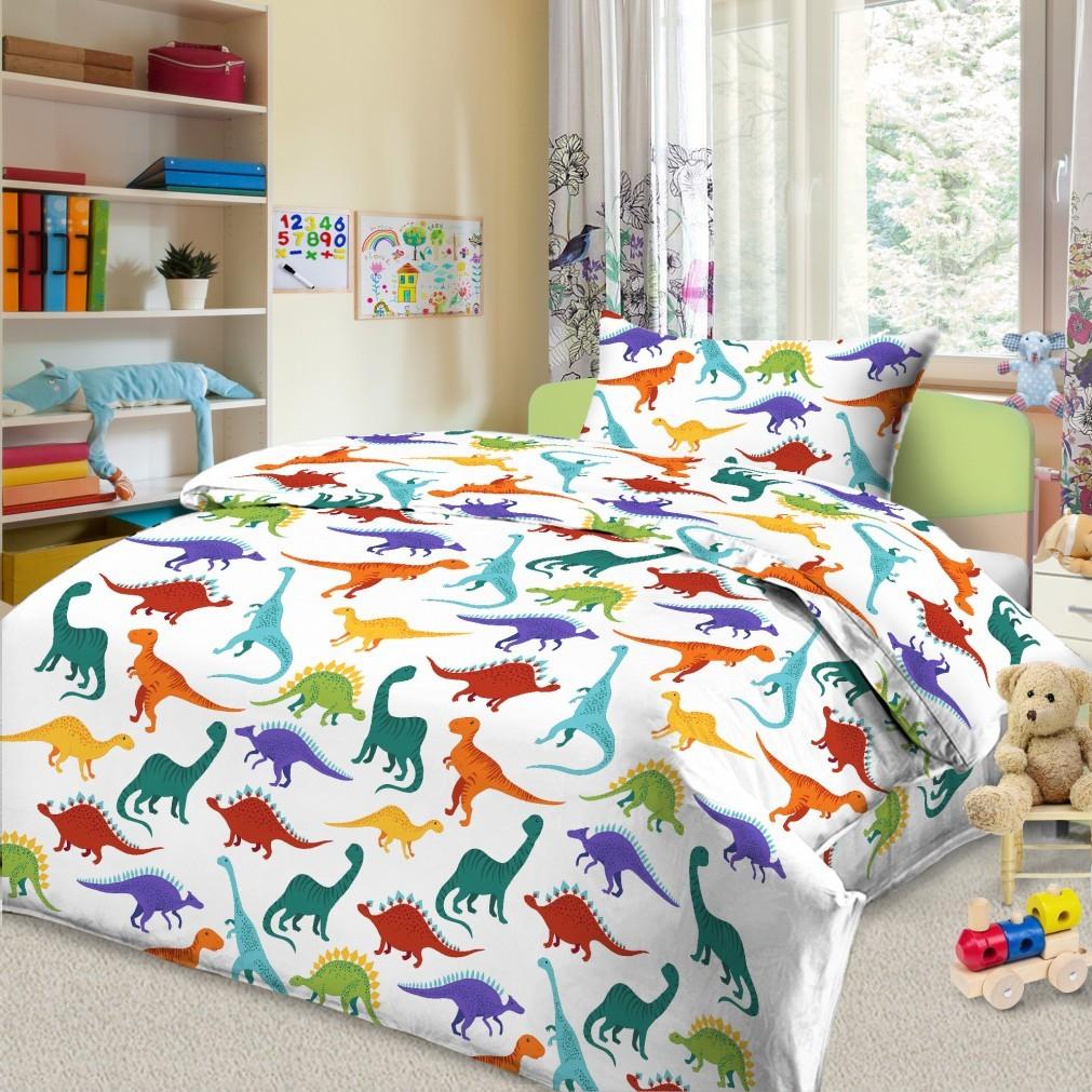 Комплект постельного белья детский Letto Динно<br>