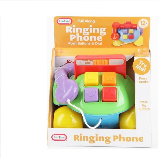 Развивающая игрушка Fun Time Телефон<br>