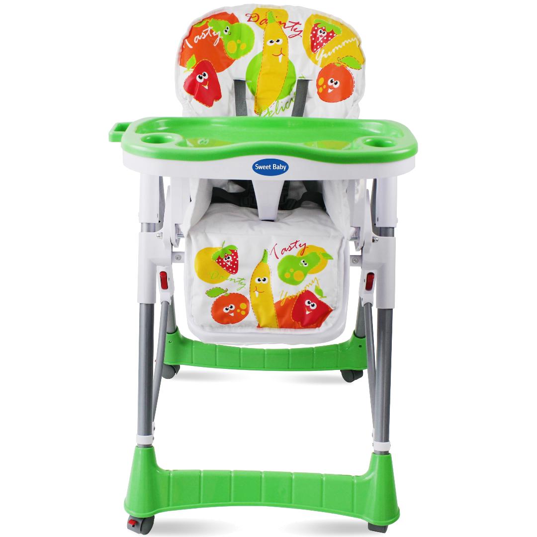 Стульчик для кормления Sweet Baby Frutto Emerald