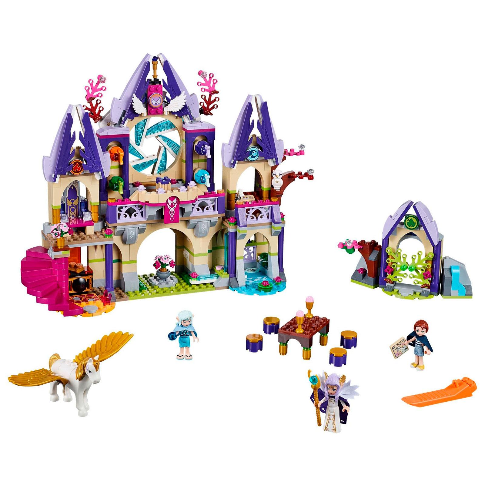 Конструктор LEGO Elves 41078 Небесный замок Скайры<br>