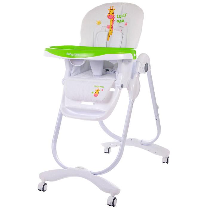 Стульчик для кормления Baby Care Trona Green