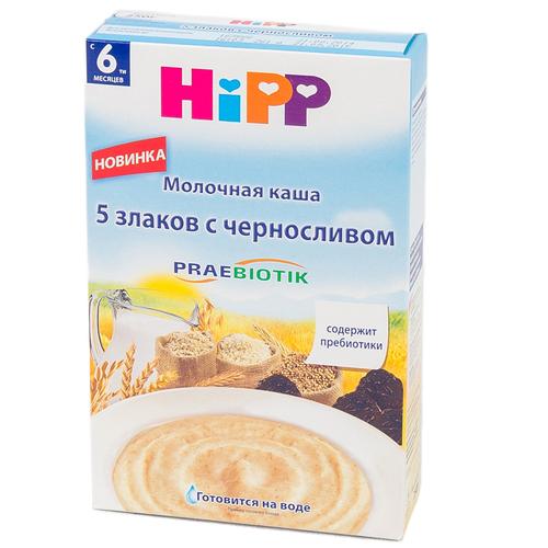 ���� Hipp �������� 250 �� 5 ������ � ����������� � ������������ (� 6 ���)