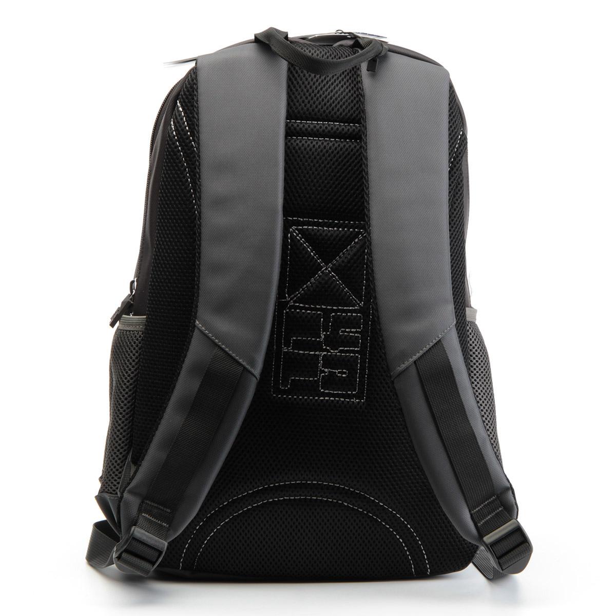 Рюкзак подростковый 4All Case Граффити Темно-серый  + Пиксели (4all)