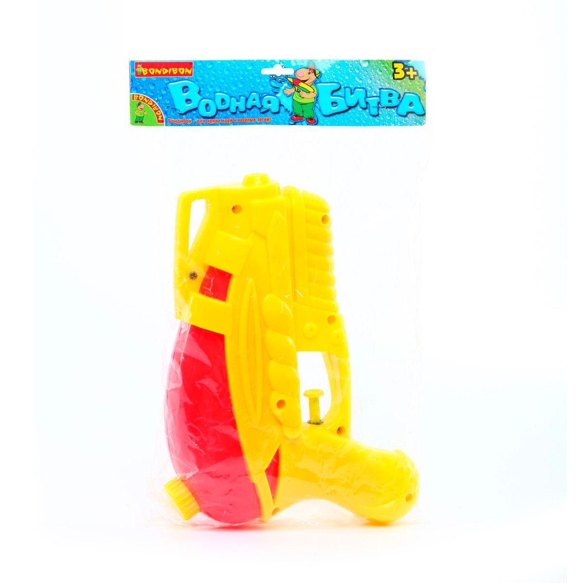 Водный пистолет Bondibon Водная битва 17 см<br>