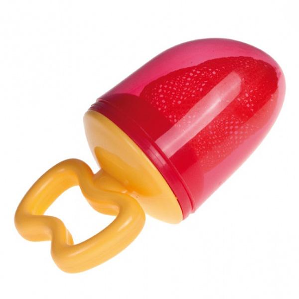 Ниблер Canpol Babies Красный (с 6 мес)<br>