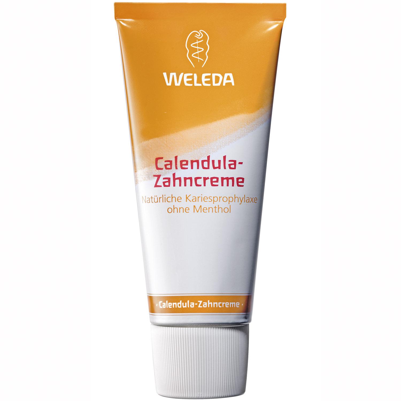 Зубная паста Weleda С календулой (без запаха мяты) 75 мл<br>