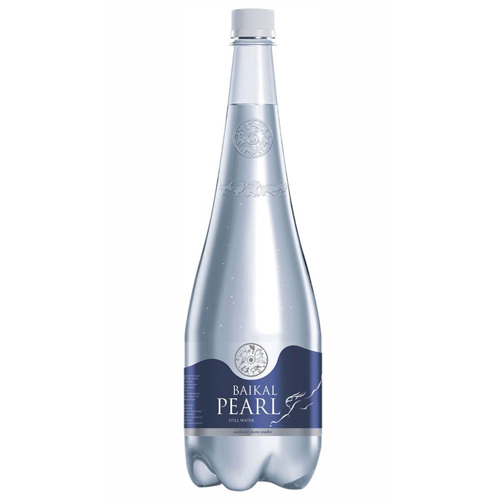 Вода питьевая Жемчужина Байкала Baikal Pearl 1,25 л