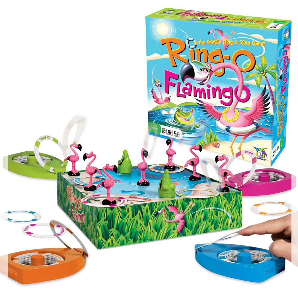 Настольная игра Ravensburger Фламинго Ринго<br>
