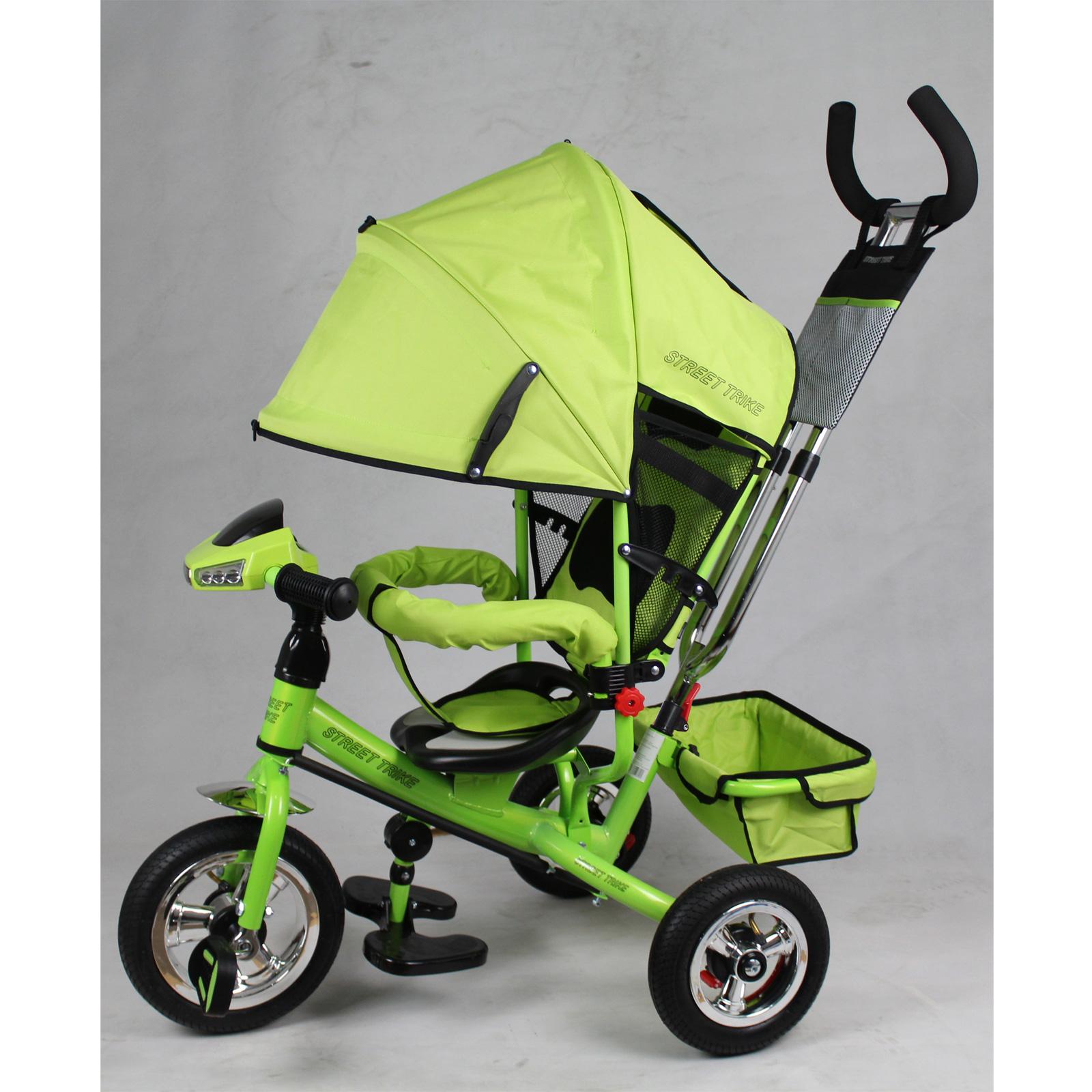 Велосипед Street Trike A22-1А Зеленый<br>