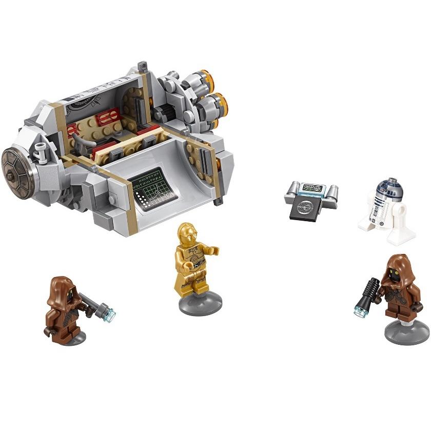 Конструктор LEGO Star Wars 75136 Спасательная капсула дроидов<br>