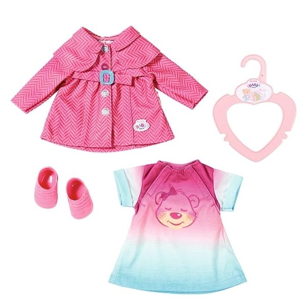 Одежда для кукол Zapf Creation My little Baby Born Комплект для прогулки 32 см<br>