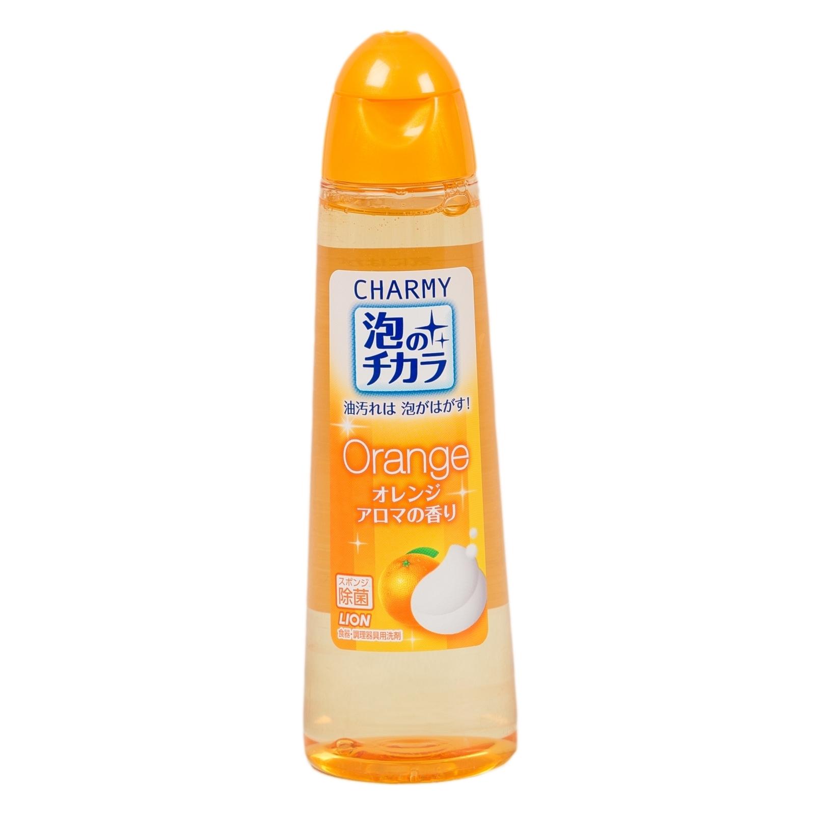 Средство для мытья посуды Lion Очарование Апельсин 250 мл.<br>