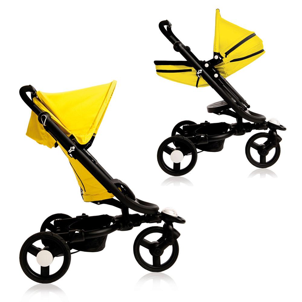 ������� Babyzen Zen 2 � 1 yellow