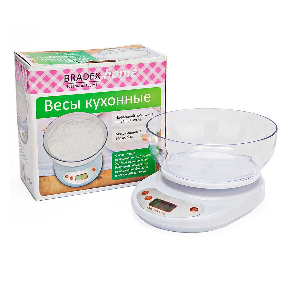 Весы кухонные Bradex Мера от Младенец.ru