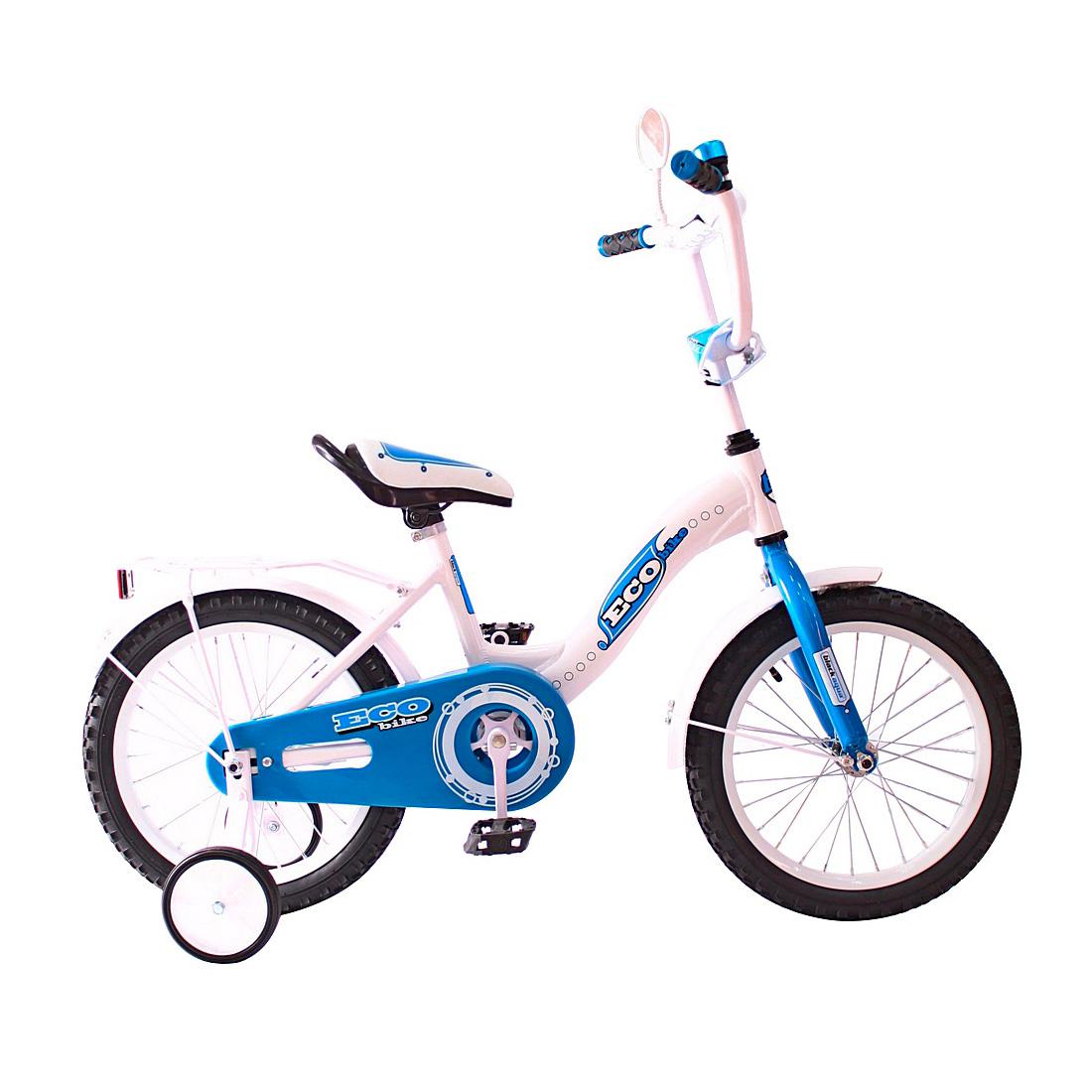 Велосипед двухколесный RT Aluminium BA Ecobike 14 KG1421 Голубой<br>