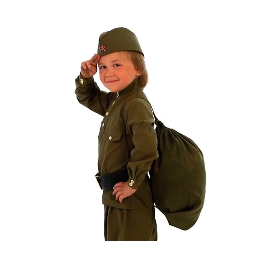 Вещмешок ВОВ Солдатский детский<br>