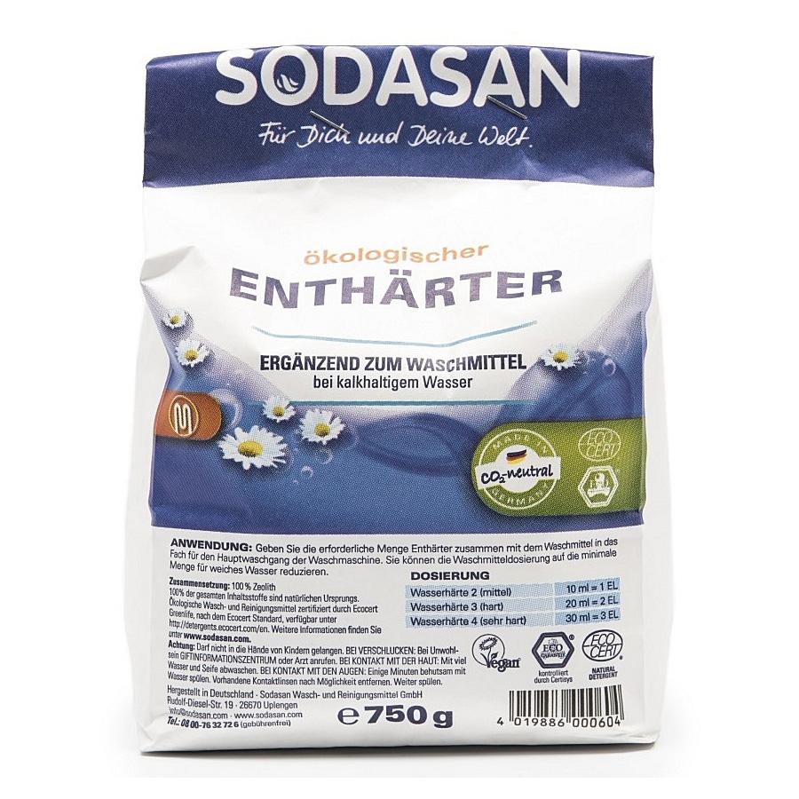 Жидкое средство Sodasan Содасан для стирки 750 гр Смягчитель воды<br>