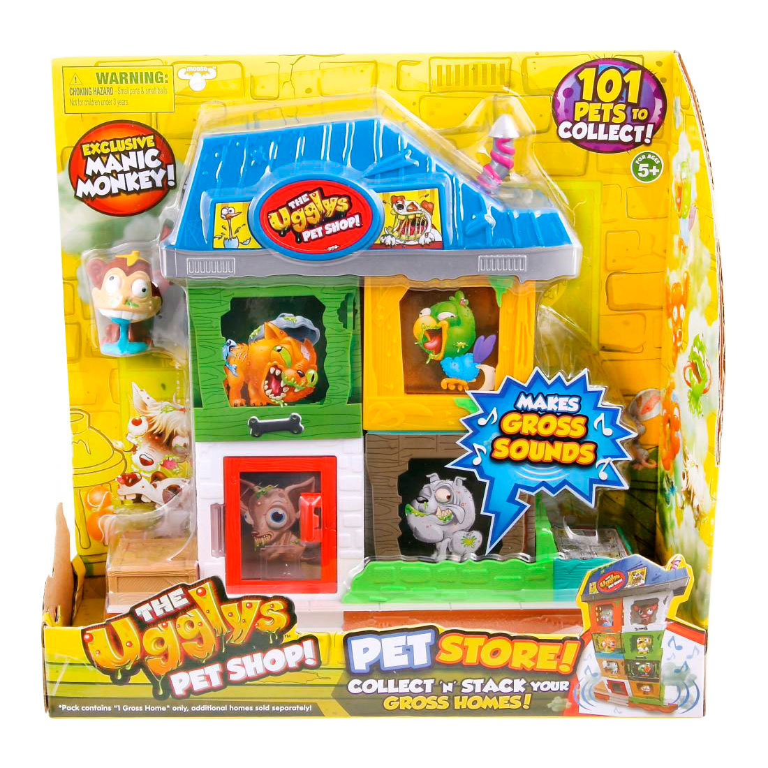 ������� Ugglys Pet Shop ����������