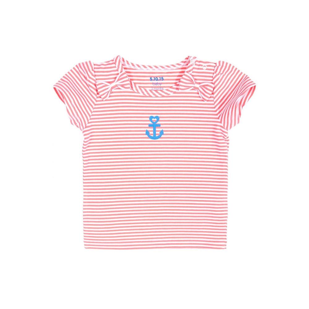 Блузка 5.10.15 светло-розовая Размер 68