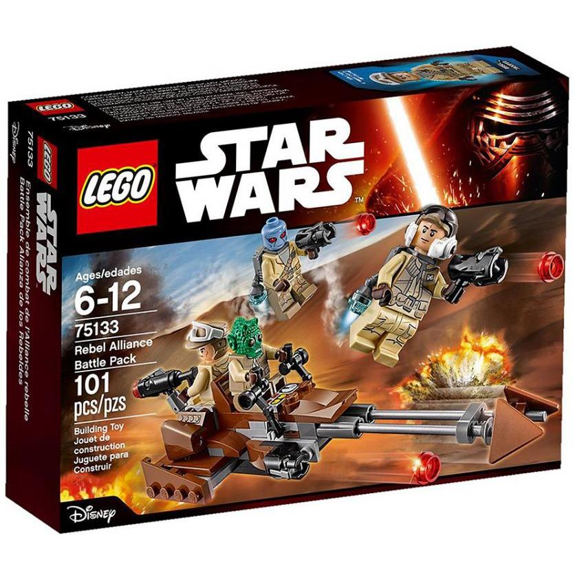 ����������� LEGO Star Wars 75133 ������ ����� ����������
