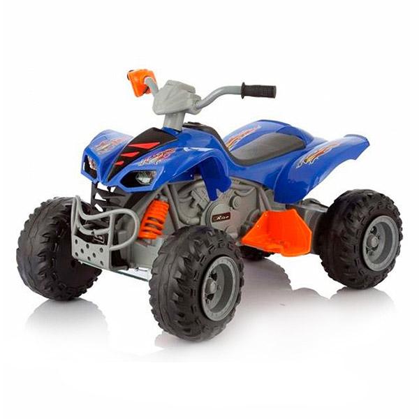 Электромобиль-квадроцикл Jetem 2-х моторный SCAT KL-789 Синий<br>