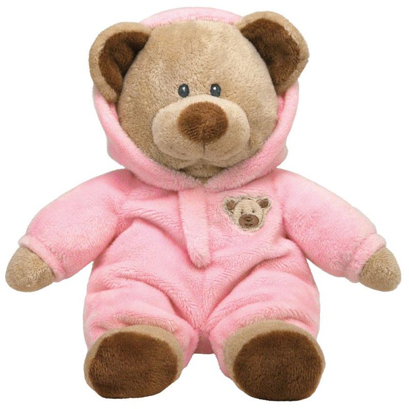 Мягкая игрушка TY Медведь Baby Pink 28 см от Младенец.ru
