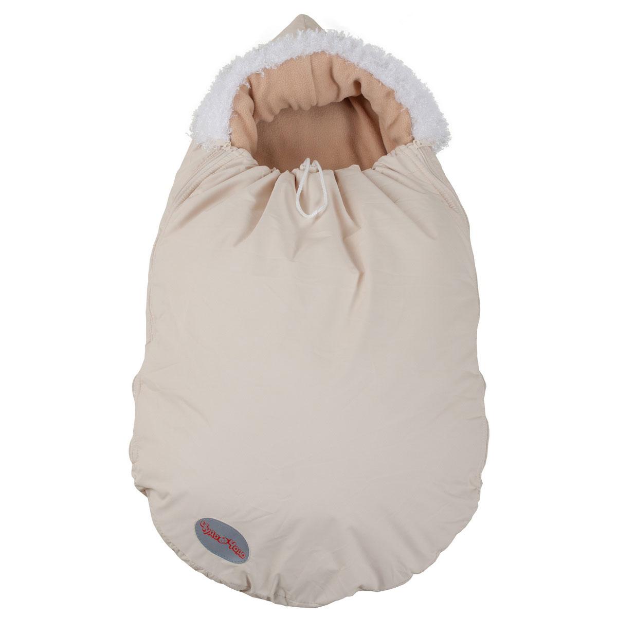 Конверт Чудо-Чадо Зимовенок для новорожденых Бежевый<br>