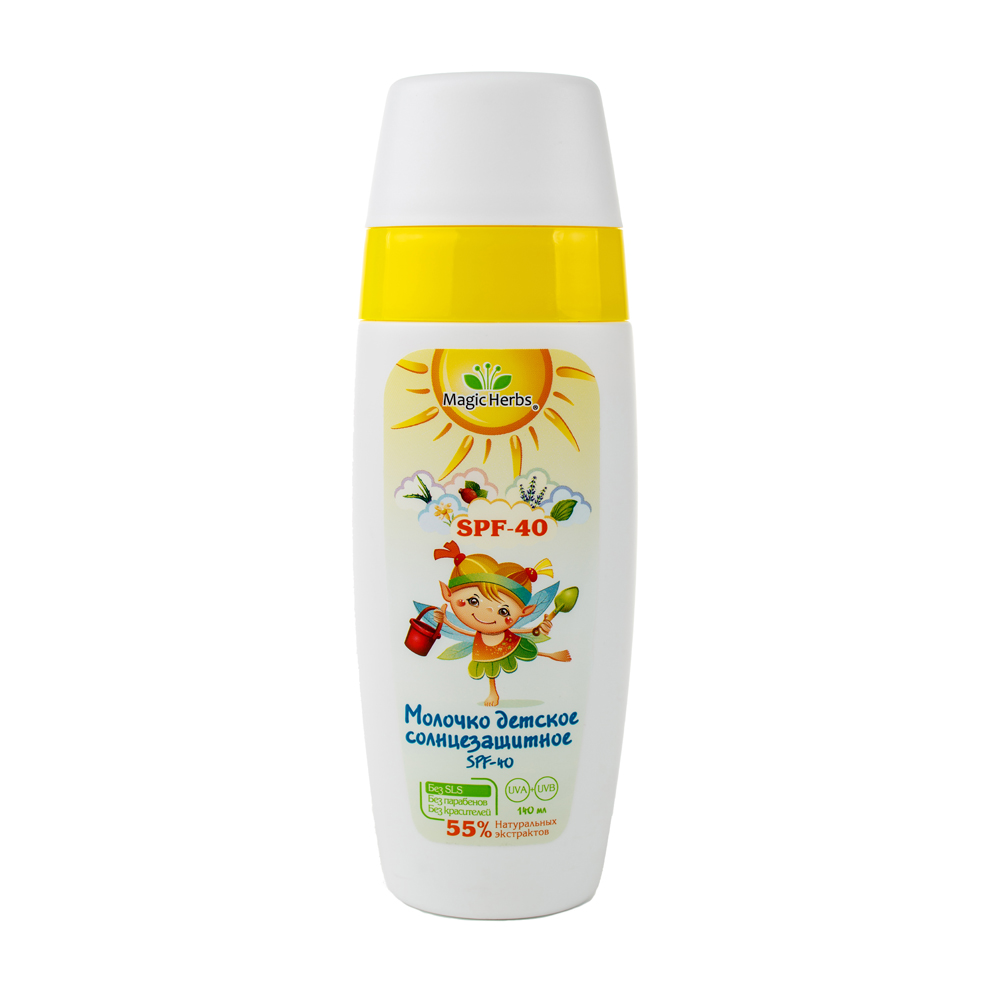 ������� �������������� Magic Herbs 140 �� (SPF - 40+)