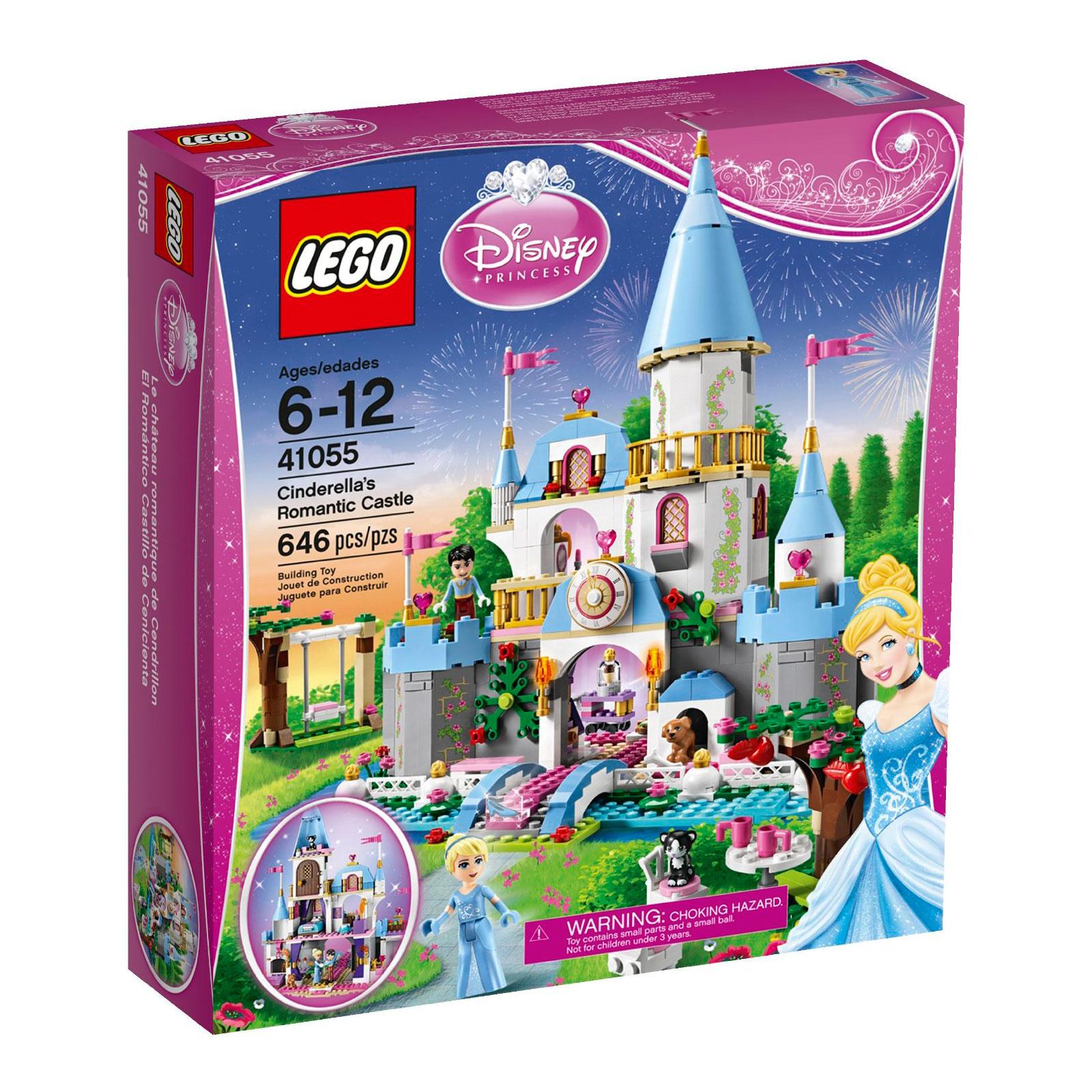 ����������� LEGO Princess 41055 ������ ������� �� ���� � ����������� �����