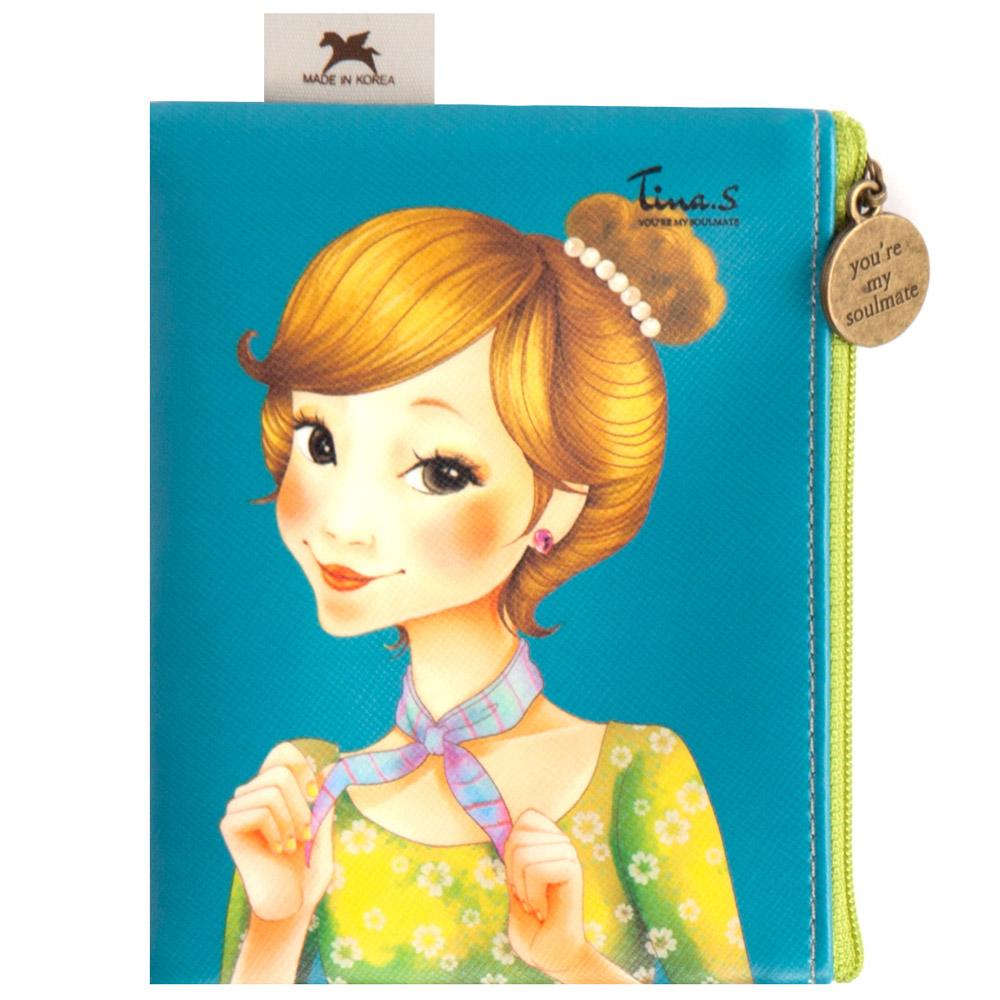 Косметичка карманная  Fascy SCARF Tina Mini Pocket Pouch