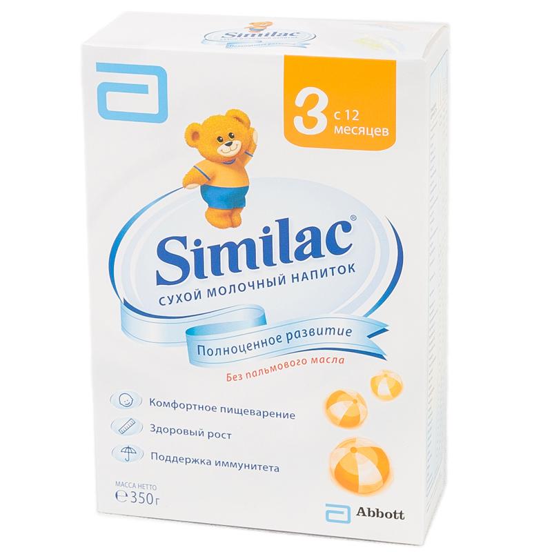 Заменитель Similac 350 гр №3 (с 12 мес)<br>