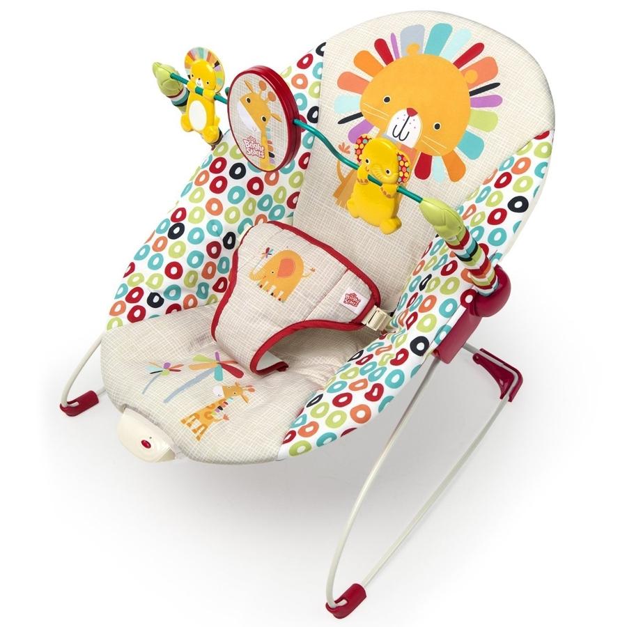 Кресло-качалка Bright Starts Веселые джунгли<br>