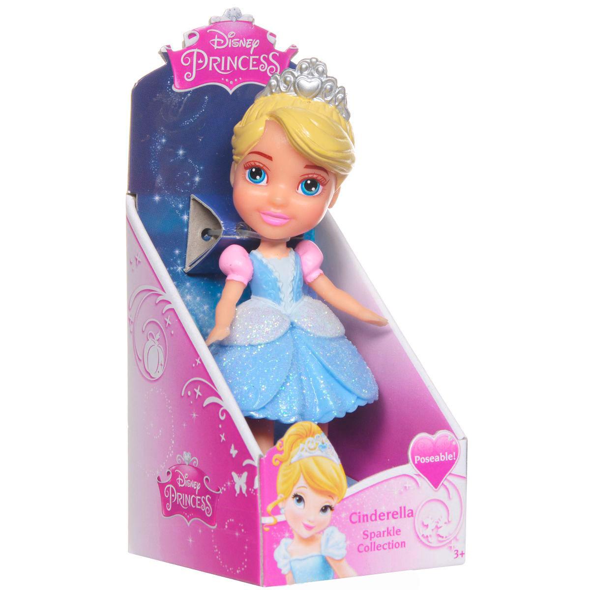 Кукла Disney Princess Малышка в асс-те, 7,5см<br>