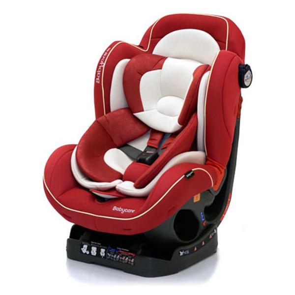 Автокресло Baby Care BV-012 Красное<br>