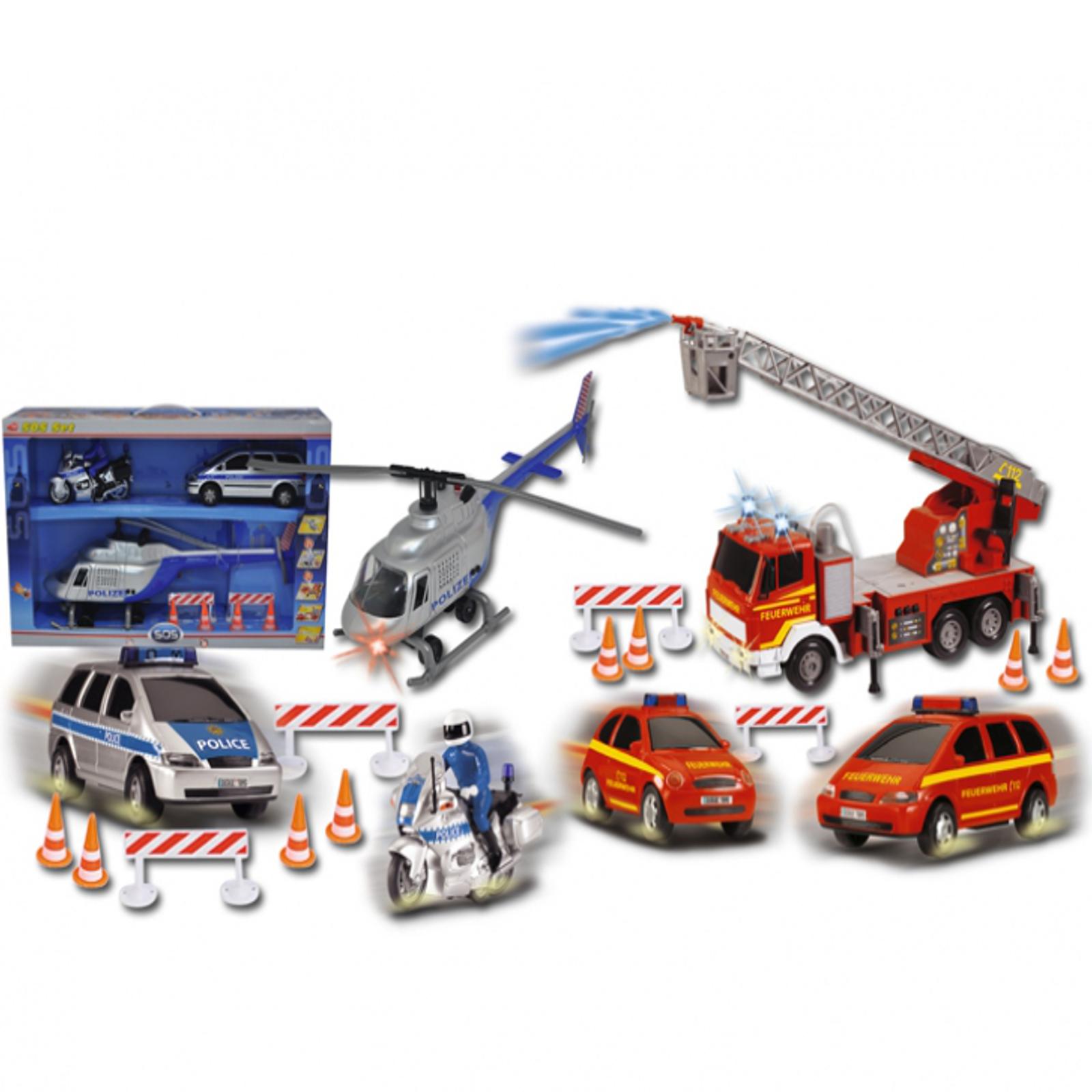 Игровой набор Dickie Toys Игровой Спасательный набор в ассортименте<br>