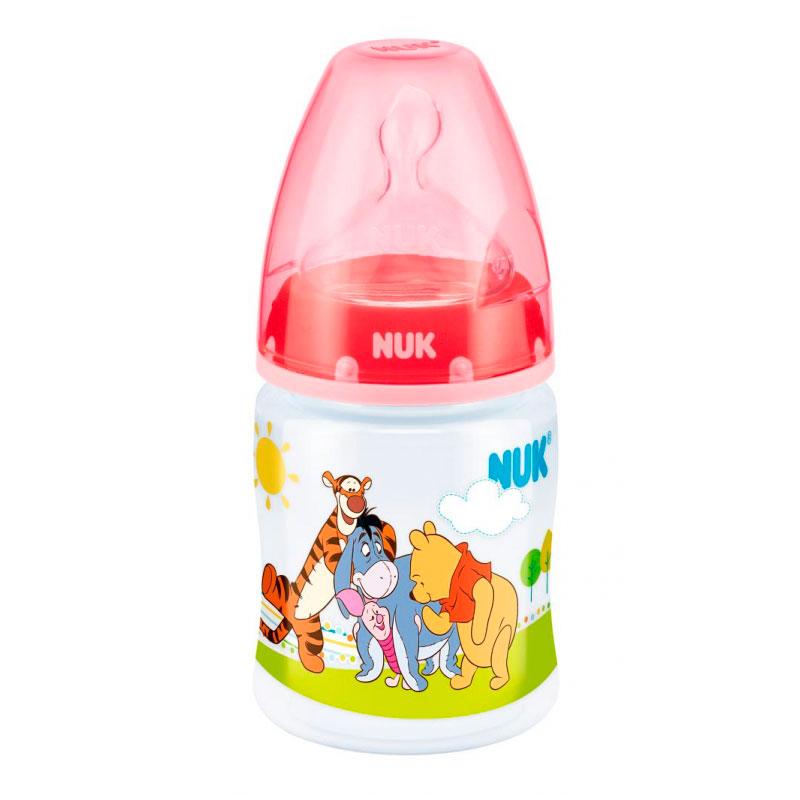 Бутылочка Nuk First Choice (с 0 до 6 мес) 150 мл С силиконовой соской<br>