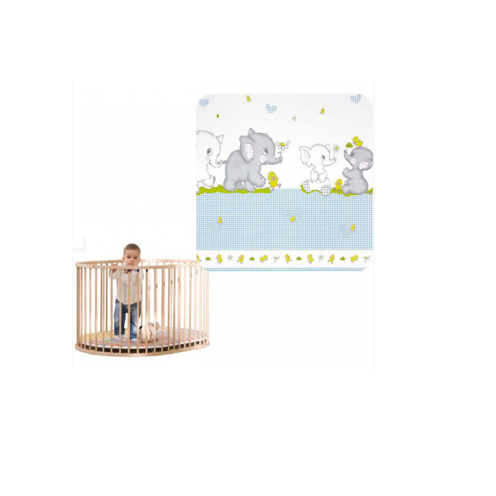 �����-������� Geuther Baby-Parc 2246 ����������� NA17