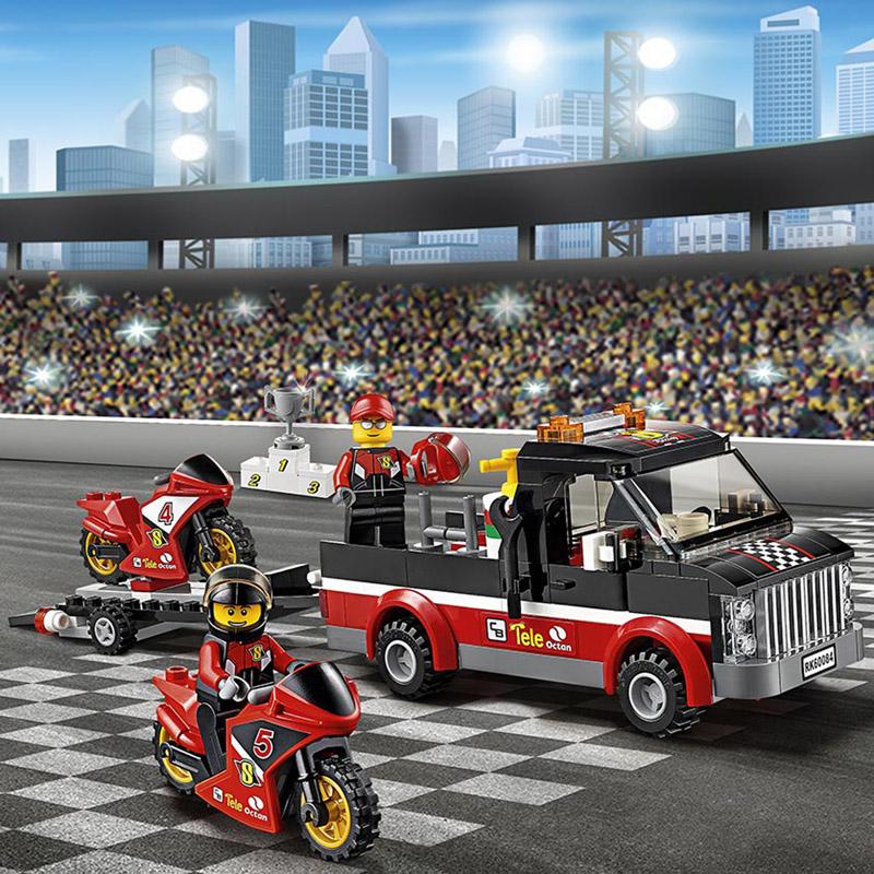 ����������� LEGO City 60084 ���������� �������� ����������