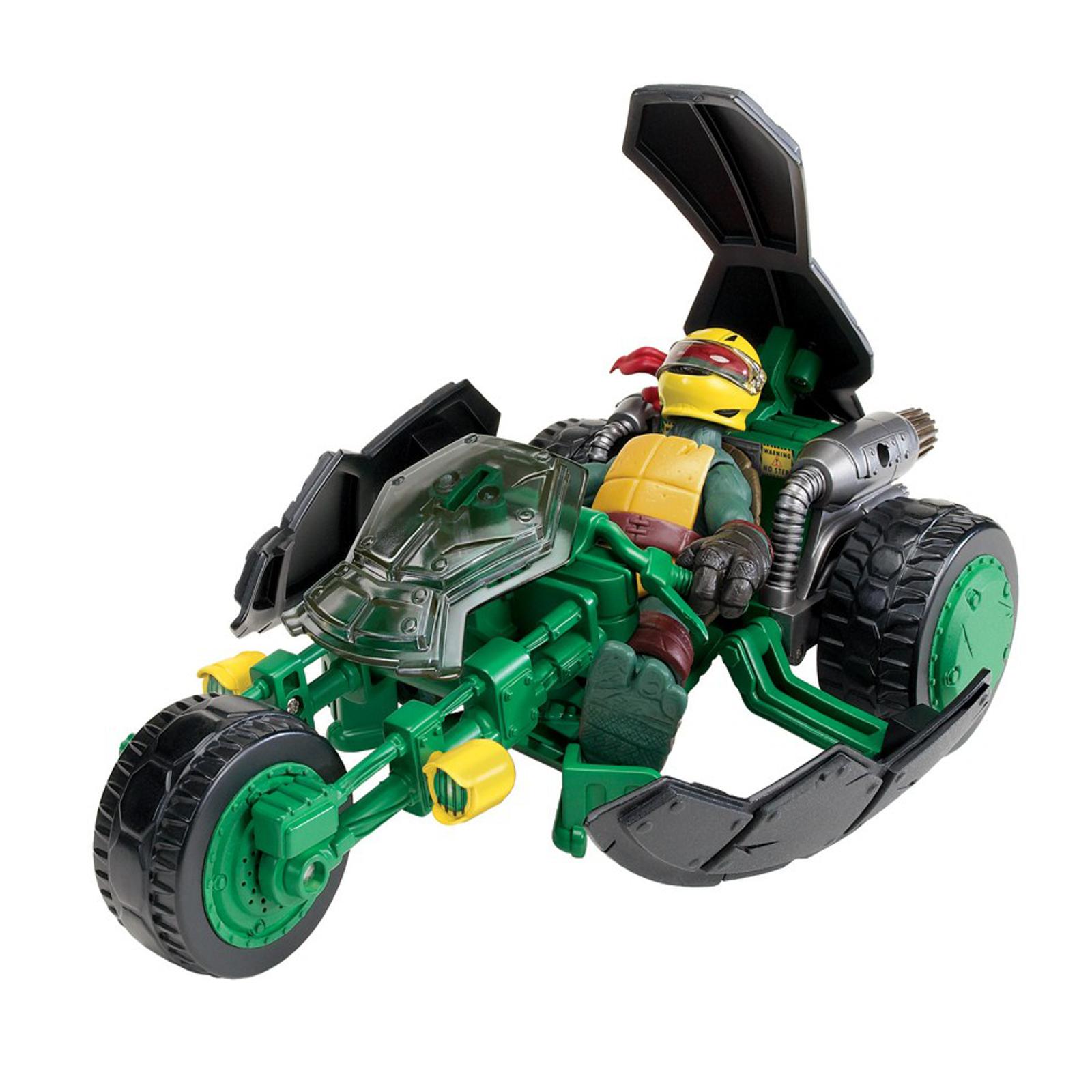 Игровой набор Playmates Черепашки Ниндзя Трицикл с фигуркой<br>