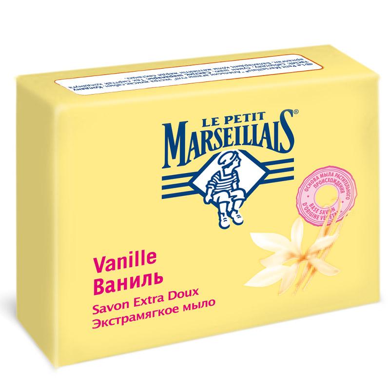 Мыло Le Petit Marseillais 90 г Ваниль (экстрамягкое)<br>