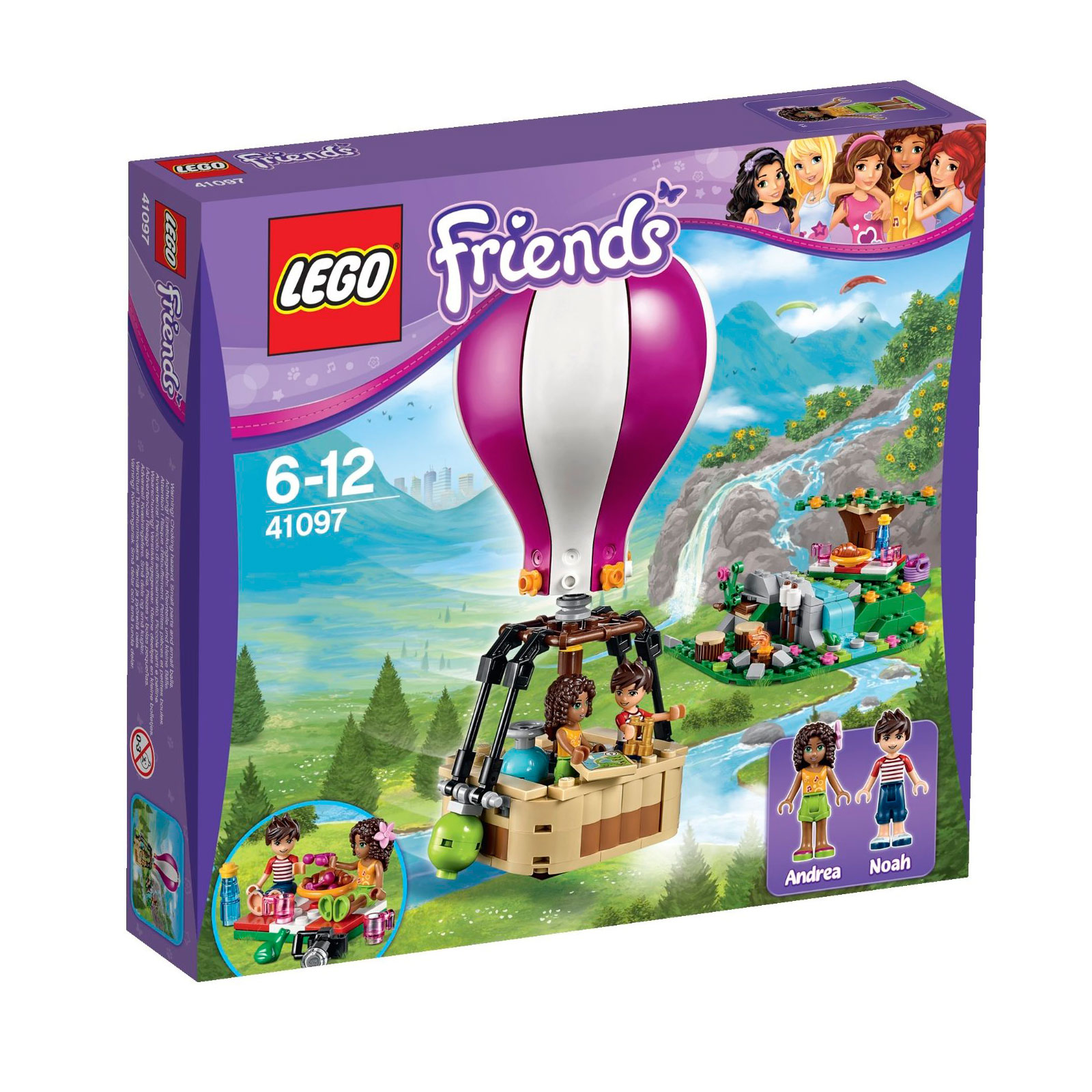 ����������� LEGO Friends 41097 ��������� ���
