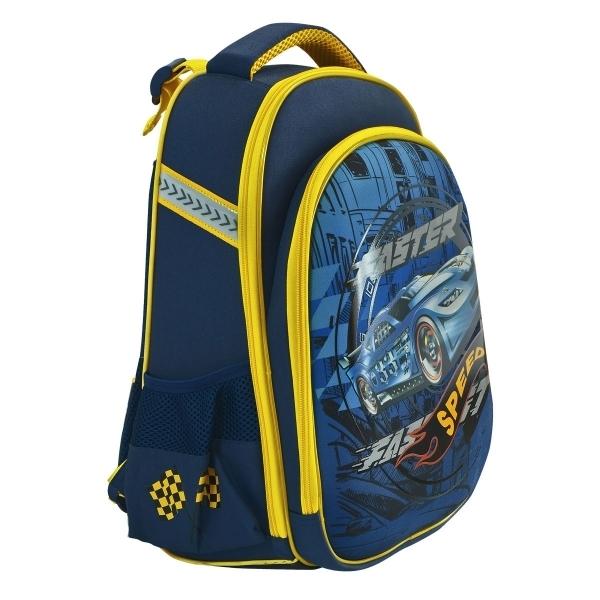 Рюкзак ACTION! Сине-желтый
