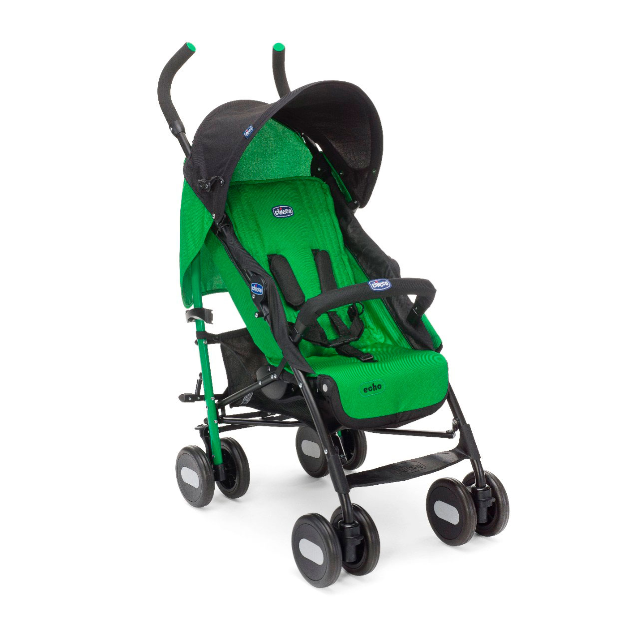 �������-������ Chicco Echo Stroller � �������� Green Jam